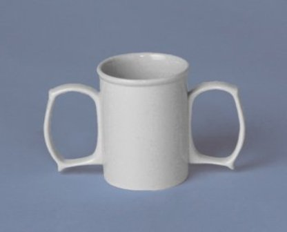 Granny Jo Dignity Mug Two Handle Coffee Cup Provides
